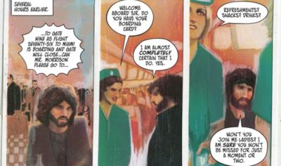 THE DOORS LANZA UN CÓMIC BIOGRÁFICO